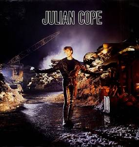 Cover - Julian Cope: Saint Julian