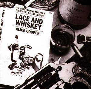 Alice Cooper: Lace And Whiskey - Cover