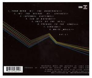 Between The Buried And Me: Colors (CD) - Bild 3