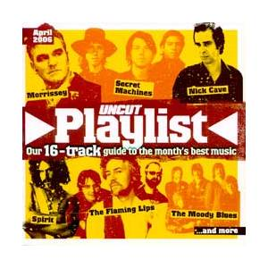 Cover - My Latest Novel: Playlist April 2006 - Our 16-Track Guide To The Month's Best Music, The