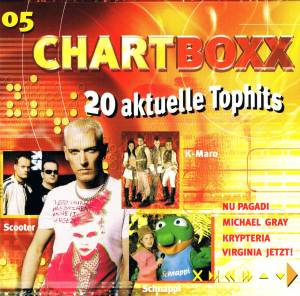 Cover - Michael Gray: Chartboxx 2005/02