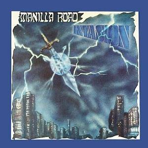 Cover - Manilla Road: Invasion