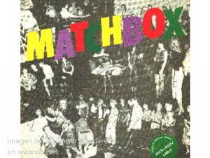 Matchbox: Matchbox - Cover