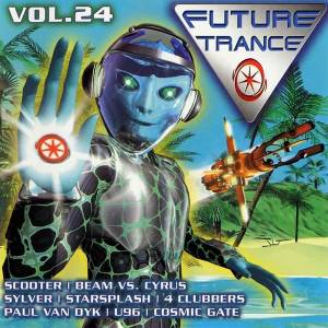 Cover - Trance Angel: Future Trance Vol. 24