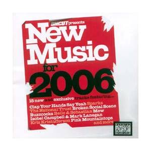 Uncut - 2006 02 - New Music For 2006 - Cover