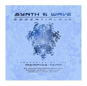Synth & Wave Essentials Vol. 2 Presented By The Memphis-Team - Cover