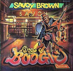 Savoy Brown: Kings Of Boogie - Cover