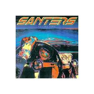 Santers: Racing Time - Cover