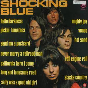 Shocking Blue: Shocking Blue - Cover