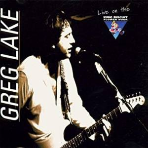 Cover - Greg Lake: Live On The King Biscuit Flower Hour
