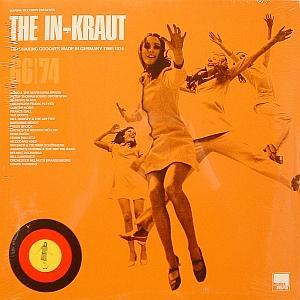 In-Kraut - Hip Shaking Grooves Made In Germany 1966-1974, The - Cover