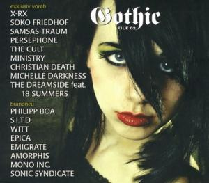 Gothic File 02 - Cover