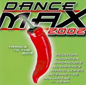 Cover - Nightwatchers: Dance Max 2002 - Trance To The 80's