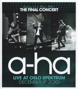 a-ha: Ending On A High Note - The Final Concert (Blu-ray Disc) - Bild 1