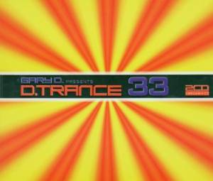 Cover - Epos: Gary D. Presents D.Trance 33