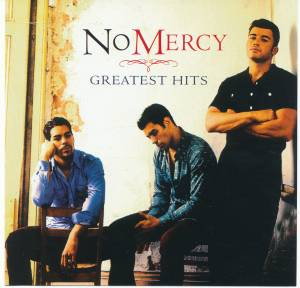 Cover - No Mercy: Greatest Hits