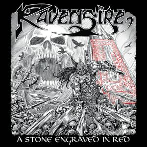 Ravensire: A Stone Engraved In Red (LP) - Bild 1