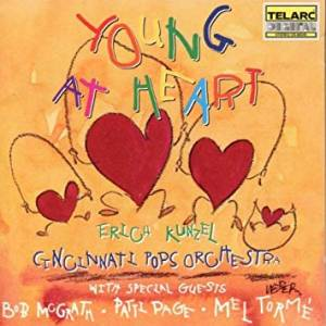 Cover - Caroline Leigh: Young At Heart