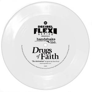 Cover - Drugs Of Faith: Re-Animation