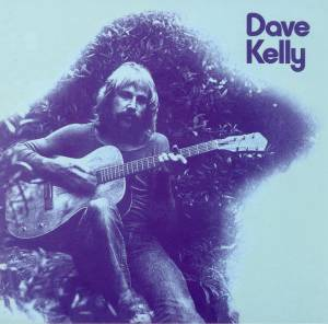 Cover - Dave Kelly: Dave Kelly