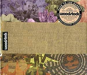 Cover - Incredible String Band, The: Woodstock - Back To The Garden - 50th Anniversary Experience