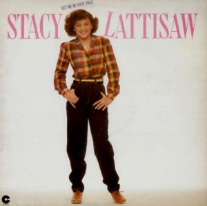 Stacy Lattisaw: Let Me Be Your Angel - Cover