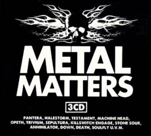 Cover - Madball: Metal Matters