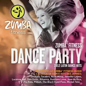 Cover - Shakira & Wyclef Jean: Zumba Fitness Dance Party - 2012 Latin Dance Hits