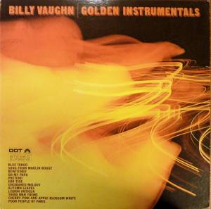 Cover - Billy Vaughn: Golden Instrumentals, The