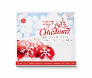 Cover - Meghan Trainor: Best Of Christmas - 40 Pop & Classic Weihnachts-Hits