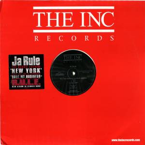 "Ja Rule: New York (Promo-12"") - Bild 1"