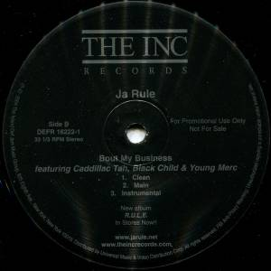 "Ja Rule: New York (Promo-12"") - Bild 2"