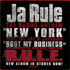 "Ja Rule: New York (Promo-12"") - Bild 3"