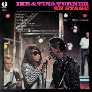 Ike & Tina Turner: The Ike And Tina Turner Show (LP) - Bild 1