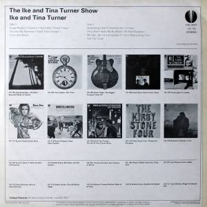Ike & Tina Turner: The Ike And Tina Turner Show (LP) - Bild 2