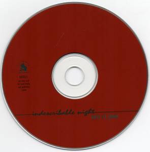 Kate St. John: Indescribable Night (CD) - Bild 3