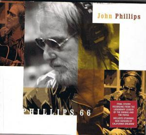 John Phillips: Phillips 66 - Cover