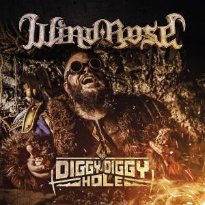 Cover - Wind Rose: Diggy Diggy Hole