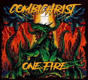Cover - Combichrist: One Fire