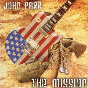 Cover - John Parr: Mission, The