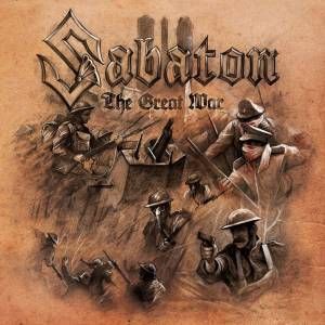 Cover - Sabaton: Great War, The