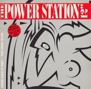 Power Station, The: Some Like It Hot - Cover