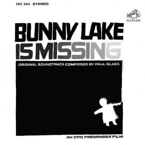Cover - Zombies, The: Bunny Lake Is Missing