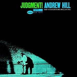 Cover - Andrew Hill: Judgment!