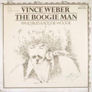 Vince Weber: Boogie Man, The - Cover