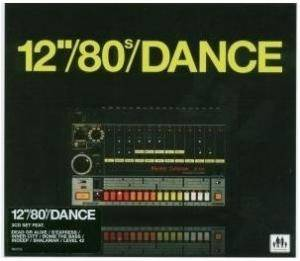 "Cover - Booker Newberry III: 12""/80s/Dance"