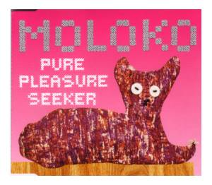 Moloko: Pure Pleasure Seeker - Cover
