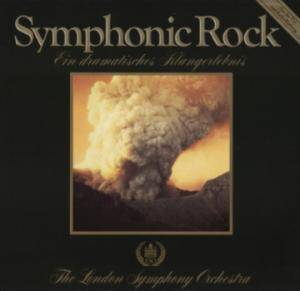 London Symphony Orchestra: Symphonic Rock - Cover