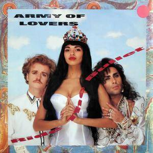 Army Of Lovers: Ride The Bullet - Cover