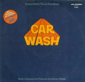 Cover - Rose Royce: Car Wash